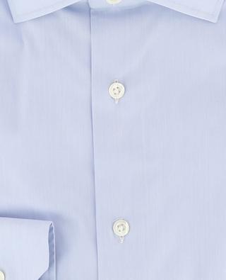 Slim-Fit Hemd aus Baumwolle GIAMPAOLO