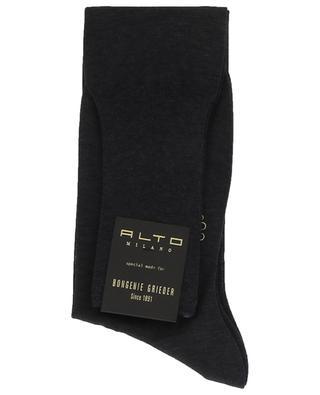 Chaussettes fines longues unies ALTO