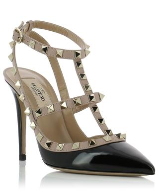 Rockstud patent leather pumps VALENTINO