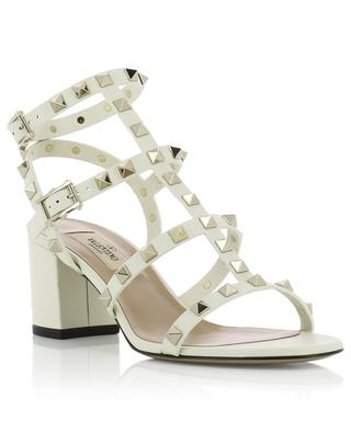 Sandalen aus Leder Rockstud VALENTINO