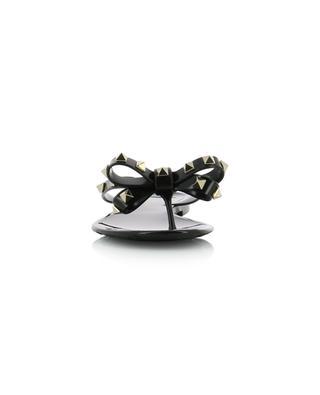 Rockstud rubber thongs VALENTINO