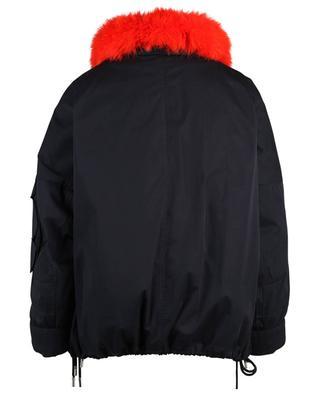 Veste en coton mélangé avec rembourrage amovible YVES SALOMON