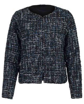 Glitzernde Jacke aus Tweed PRINCESS