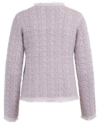 Metallic knit jacket PRINCESS
