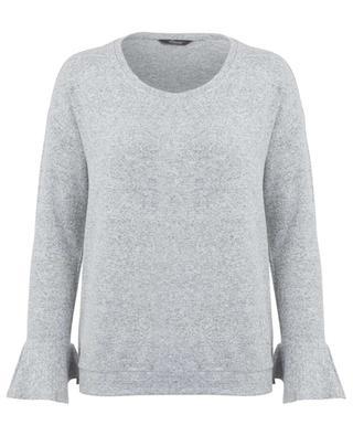 Sweatshirt mit Glockenärmeln Peace PRINCESS