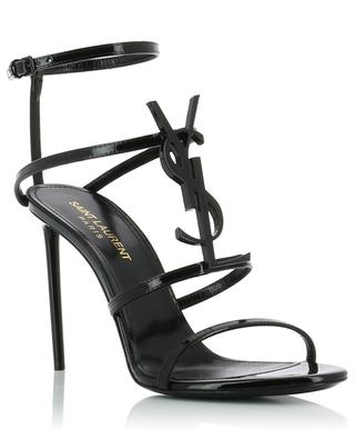 Sandalen aus Lackleder Cassandra 95 SAINT LAURENT PARIS