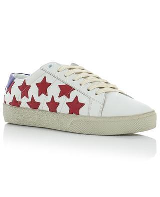 SL/06 20 Star leather sneakers SAINT LAURENT PARIS