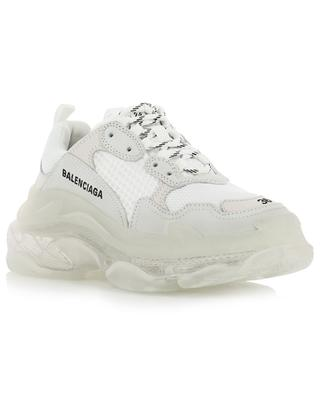 Triple S sneakers with transparent soles BALENCIAGA