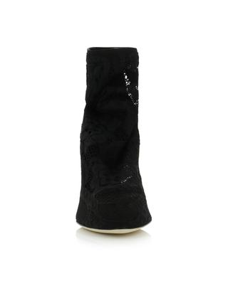 Coco lace sock ankle boots DOLCE & GABBANA
