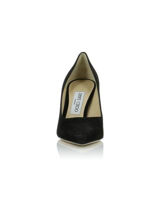 Love 85 pointy suede pumps JIMMY CHOO