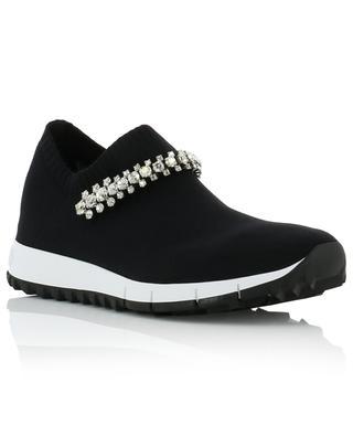 Socken-Sneakers mit Kristallen Verona JIMMY CHOO