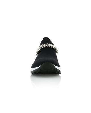 Baskets chaussette ornées de cristaux Verona JIMMY CHOO