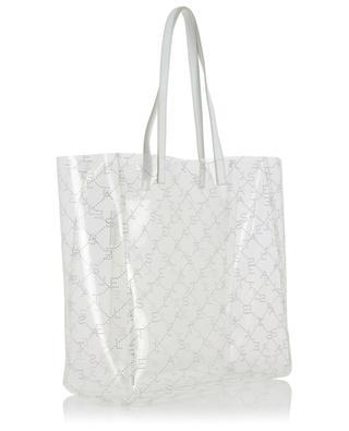 Monogram Medium transparent tote bag STELLA MCCARTNEY
