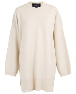 Long cotton blend sweatshirt DESIGNERS REMIX