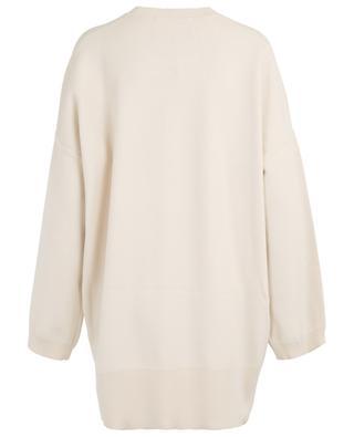 Sweat-shirt long en coton mélangé DESIGNERS REMIX