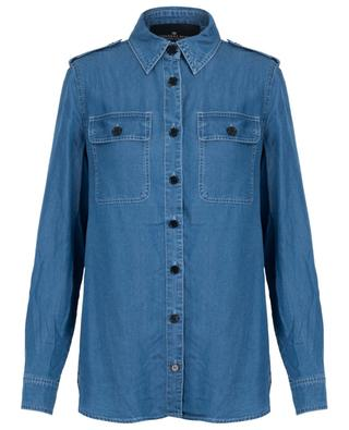 Camden supple denim shirt DESIGNERS REMIX