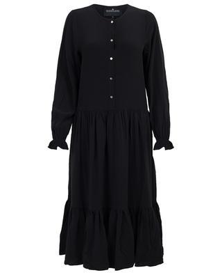 A-förmiges Kleid mit Rüschen Nini DESIGNERS REMIX