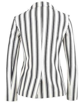 Perak striped cotton blend blazer WEEKEND MAXMARA
