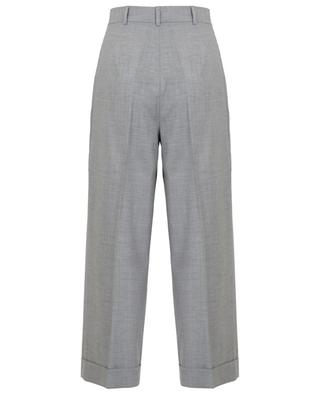 Pantalon raccourci à pinces Peccati MAXMARA STUDIO
