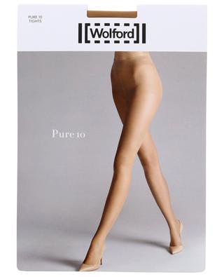 Strumpfhose Pure 10 WOLFORD