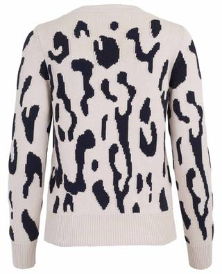 Albata animal design embroidered jumper MAXMARA STUDIO