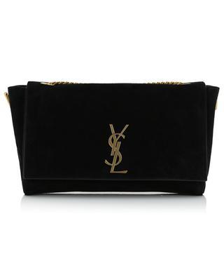 Kate Medium reversible suede and leather bag SAINT LAURENT PARIS