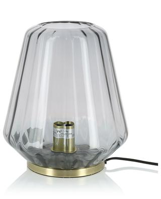 Tischlampe aus Glas Guido LIGHT & LIVING