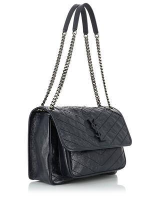 Niki M quilted vintage leather bag SAINT LAURENT PARIS