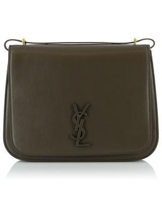 Spontini M monogrammed leather bag SAINT LAURENT PARIS