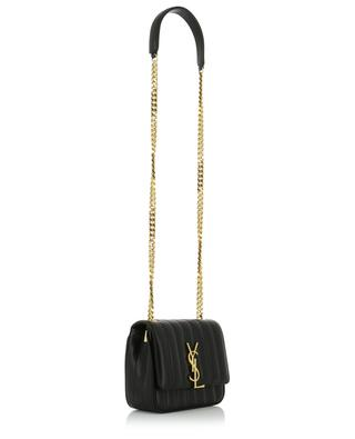Vicky Small monogrammed quilted bag SAINT LAURENT PARIS
