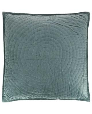 Circle velvet cushion LIGHT & LIVING