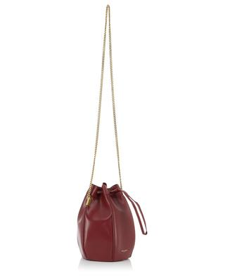 Talita Small smooth leather bucket bag SAINT LAURENT PARIS