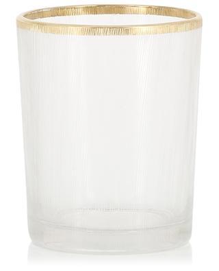 Small glass vase KERSTEN