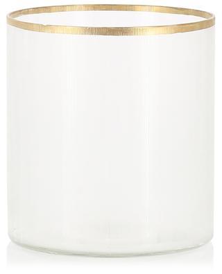 Vase moyen en verre KERSTEN