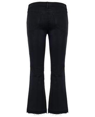Beschichtete Bootcut-Jeans Selena J BRAND