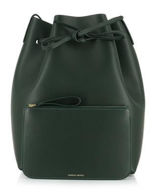 Large leather bucket bag MANSUR GAVRIEL