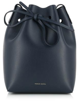 Smooth leather bucket bag MANSUR GAVRIEL