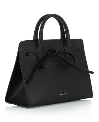 Mini Sun vegetal tanned leather handbag MANSUR GAVRIEL