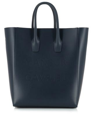 Shopper mit Logoprint Calf New NS Tote MANSUR GAVRIEL