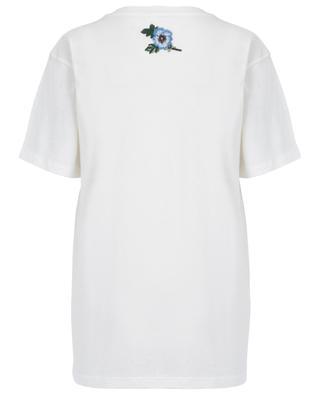 Gucci Logo distressed oversize T-shirt GUCCI