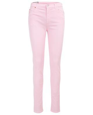 Slim-Fit Jeans mit Logo-Etikett GUCCI