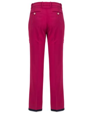 Viscose wide-leg trousers GUCCI
