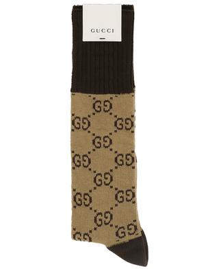 Cotton blend socks GUCCI