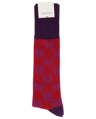 Cotton blend socks GUCCI