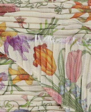 Wool blend shawl GUCCI