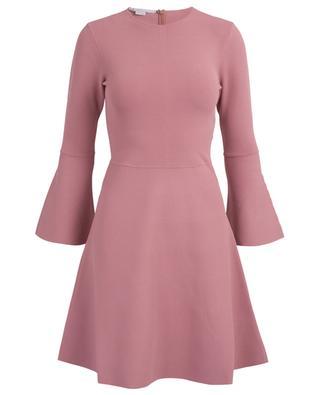 Kurzes Kleid aus Stretch-Viskose STELLA MCCARTNEY