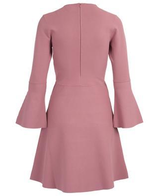 Stretchy viscose short dress STELLA MCCARTNEY