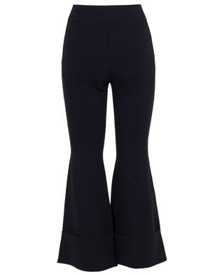 Pantalon évasé en maille STELLA MCCARTNEY