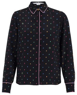 Wilson piped and printed shirt STELLA MCCARTNEY