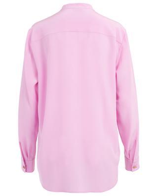 Ruffled silk blouse STELLA MCCARTNEY